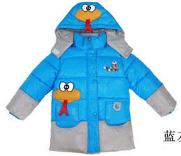 Wholesale 2013 boys and girls snake cartoon three dimensional pattern down jacket cotton jacket
