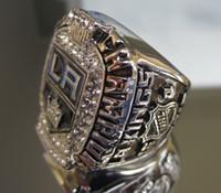 de 2012, LA de los Reyes de la COPA STANLEY anillo de Campeonato de Réplica de tamaño 11 con NOSOTROS el mejor regalo para los fans de la colección de Alta Calidad