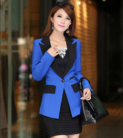 Wholesale New Autumn Winter Women Girls Sexy V Neck Jackets Ladies Fashion Casual Jacket Lapel Long Sleeve Slim Jacket Clothes