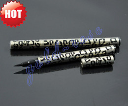 Wholesale Makeup Eyes Eyeliner Leopard Real Pen Eyeliner Waterproof Black mm gift