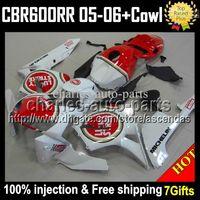 Injection F5 For HONDA CBR600 RR Lucky Strike CBR600F5 05 06...