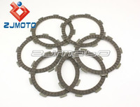 Wholesale Motorcycle Clutch Friction Plate Disc For HONDA CB250F Hornet MC31 CBR250R MC19 CBR250RR MC22