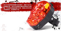 Wholesale 2013 Hot bicycle parts Bicycle Led Tail Lights laser light Bike Lights