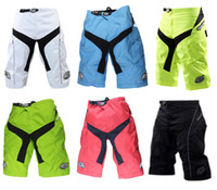 Wholesale Big discount top quality Troy Lee Design Moto Shorts BICYCLE MTB BMX DOWNHILL Shorts TLD Moto Motorcross Motorcycle Shorts Pants