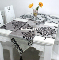 Wholesale new arrival table runners tablemat Wedding Party Supply Decoration drop shiping O159