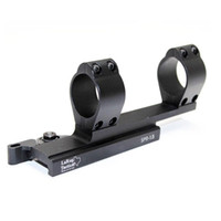 Wholesale LARUE SPR mm Diameter Double Ring Quickly Release QD Scope Mount Compatible With mm Weaver Rail