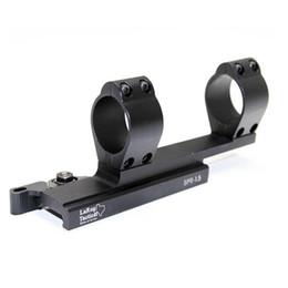 LARUE SPR-1.5 30 mm Diámetro del anillo doble de rápida liberación QD del montaje del alcance Compatible con 20mm de envío libre del carril del tejedor