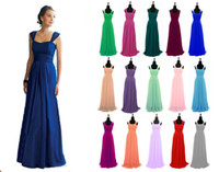 Wholesale ZJ0036 light sky blue baby hot pink two shoulder wedding party dress new fashion long maxi formal dresses for bridesmaids