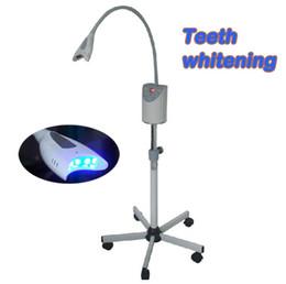 Wholesale NEW Japanese Blue LED Teeth Whitening Lamp Dental Bleaching Lamp LED Light Accelerator Teeth Whitening Kit