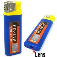 Wholesale Spy lighter camera Mini DVR Hidden Camera fps Digital Video Recorder USB Cam Camcorder