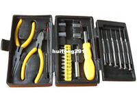 Wholesale piece tool set steel tools Necessary Professional Precision Hardware drop shipping D547