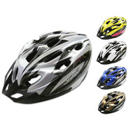 Wholesale Cycling Protective Gear Holes Unicase Bicycle Super light Outdoor EPS Helmet Safety Bike Helmet