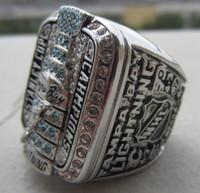 2004 TB Rayo Campeonato STANLEY CUP tamaño Replica anillo 11 de Estados Unidos el mejor regalo para los fans de la colección de alta calidad