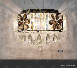 llfa1917 crystal lightmodern crystal chandelier sized45cmcan customize with best k9 crystal for home best lighting for home office