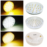 Wholesale GX53 SMD W V LED lamp Pure Warm White Energy Saving Light Lamp