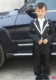 Wholesale New Beautiful Suit Children Kids t Boys Dress Tuxedo Male Custom
