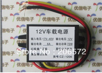 Wholesale 12V car power supply V to V A power converter LED display DC DC Integrated Circuits MM MM MM