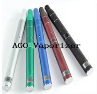 Wholesale Ago G5 Herb Vaporizer Super A Quality LCD Puff Counts Portable Pen Style Dry Herb Vaporizer
