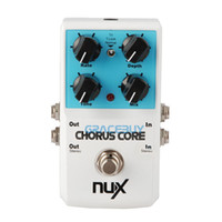 Wholesale NUX Stomp Boxes Guitar Normal and Tri Chorus Core Effect Pedal True Bypass Tone Lock Function