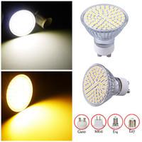 4W 4w gu10 led - MR16 GU10 E14 E27 SMD W Warm Pure white LED Lamp V V Light
