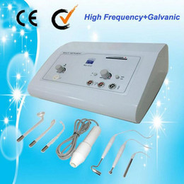 2 in 1 multifunctional galvanic high frequency beauty machine with CE approval Au-312