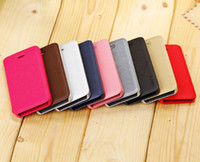 Leather For Apple iPhone  For Apple iPhone 5 5S SGP Leather Case Cover Wallet Case Credit Card Holder Slot With Retail Packaging New Arrival