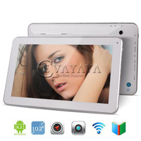 10.2 10.2 android tablet - 10pcs AM1005 Inch A20 Dual Core GHZ Tablet PC Allwinner GB RAM GB ROM Dual Camera Android OS MP Camera wifi