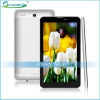 Under $50 7 inch Dual Core 7 inch MTK6572 dual card dual standby 3G GSM WCDMA dual camera GPS Bluetooth Dual core Tablet PC Android 4.2 Phablet support 3G Phone Call