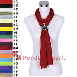 Free Shipping 12PCS LOT New Design Red Necklace Jewellery Scarf Magnetic Accessories Scarf Magnet Rhinestone Flower Pendant Scarf, SC0019A