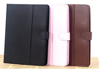 Folding Folio Case 10.1'' For Amazon Universal 7 inch 8 inch 9 inch 9.7 inch 10 inch Tablet Leather Flip Case Cover Protective Leather Case Cover