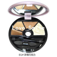Wholesale 4 choices famous brand professional eyeshadow eye shadow make up fashion makeup color cosmetics palette