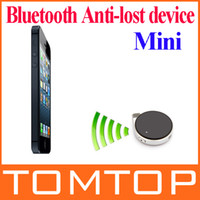 Wholesale VTag Anti Lost Object Finder Anti theft Burglar Alarm for iPhone S iPad Mini Bluetooth BLE Blue Smart APP PA1484B