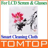Wholesale Patented Dodocool Magic Smart Cleaning Cloth Screen Cleaner for iMac iPhone iPad Macbook Smartphone LCD screen amp glasses DA01