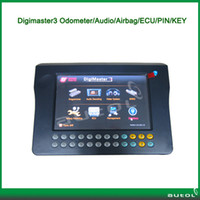 Wholesale 2013 Most powerful odometer correction master Digimaster original update online Digimaster III Unlimited Token DHL free