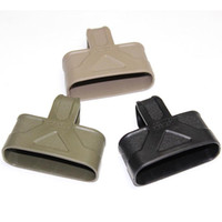 Wholesale 7 NATO Cage Fast Mag Rubber Loops for M14 Magazine Assist Three Colors