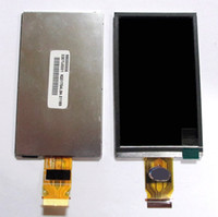 Wholesale New LCD Display Screen Monitor Replacementt for Olympus SP800 uz camera With Tracking Number