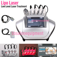 Wholesale Diode Lipo Laser LLLT Fat Removal Cellulite Reduction Body Contour Slim Machine Contouring Non Surgical Liposuction Beauty Equipment