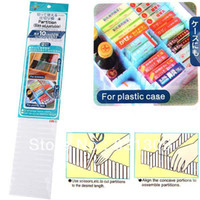 Bamboo household items - 30pcs2pcs Self Assembly Drawer Divider Drawer Partition Cabinet Clapboard Drawer Closet Organizer Household Item