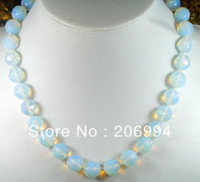 Chains gemstone faceted beads - factory price new arrive mm faceted sri lanka moonstone beads gemstone necklace pc fashion jewelry