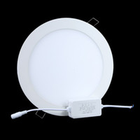 LED other Recessed 18W Panel Light 1600LM Round LED Ceiling Light Wall Light Pure White