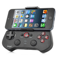 Wholesale New arrival Wireless Bluetooth Controller for iPad iPhone Smartphone Android iOS PC IPEGA PG