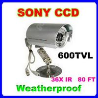 Cheap CCD Bullet CCD Camera Best Outdoor BV-2638 600TVL Outdoor Camera
