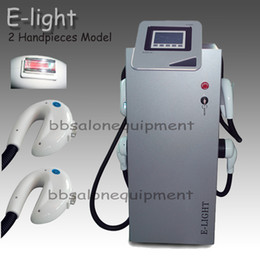 Wholesale E light IPL Radio Frequency RF Laser Hair Removal Skin Rejuvenation Aging Wrinkle Aged Spot Vascular Beauty Machine
