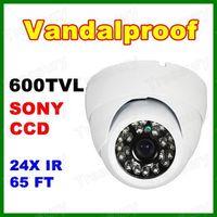 Wholesale Super HAD CCD TVL CCTV IR Night Vision Outdoor Waterproof Security Color Camera