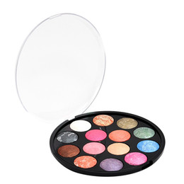 Wholesale New Color fashion Eyeshadow Blush Makeup Cosmetic Palette