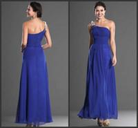 Ruffle big black beauty - New arrival New Big Discount chiffon royal blue zipper back beauty Bridesmaid Dresses Party dresses under