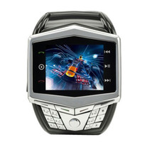Wholesale CECT GD910 Watch Phone inch Screen Quad Band GSM Bluetooth