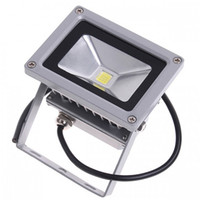 Wholesale 10W LED Flood Light Waterproof Floodlight Landscape Lighting Lamp V White
