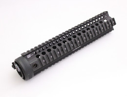 Wholesale Drss LaRue Tactical Style inch Handguard Rail System For AEG M4 M16 Black BK
