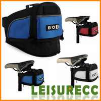 Wholesale New BOI quick Release Package Can Be Extended Tail MTB Saddle Bag Bike Tail Bag Colors Bike Saddle Bag HW0284